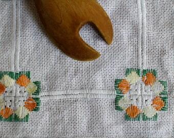 Vintage Swedish Linens: Orangeriet