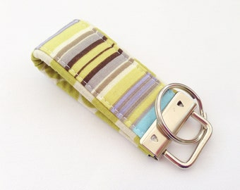 Small KEY FOB - Amy Butler