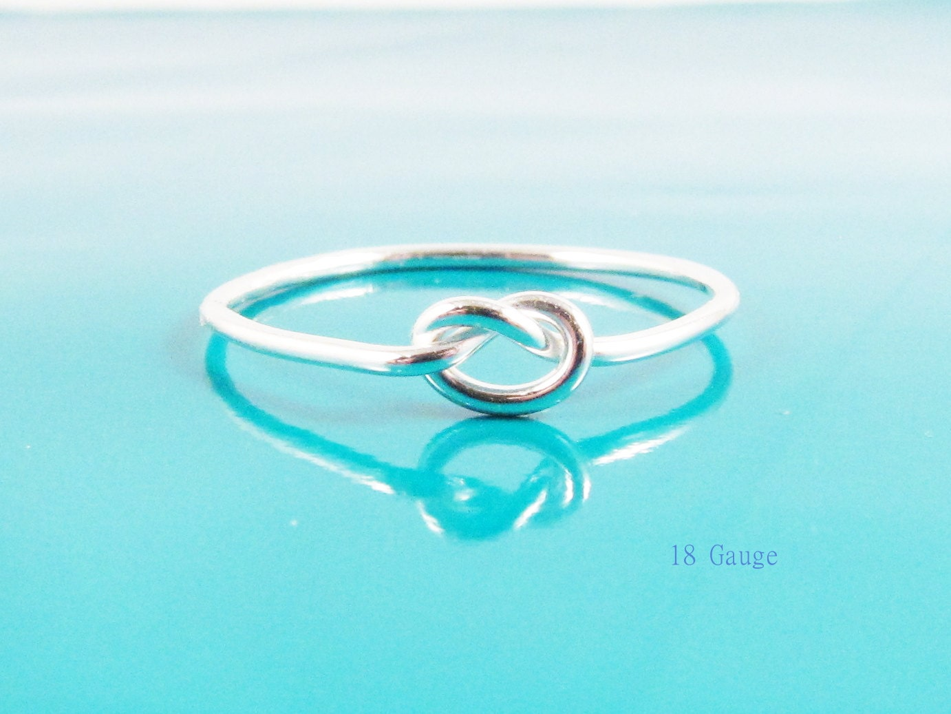 knot ring tie the knot ring best friend gift promise