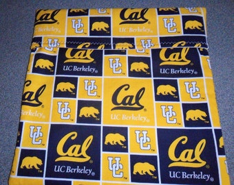 University of California Berkeley Ice PackCover/ Hot Water Bottle Cover/Hot Pad