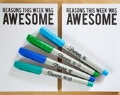 AWESOME Notepads - Set of 2
