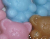 You Choose Scent Teddy Bear Wax  Tart   - Party Favors