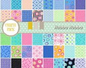 Hubba Hubba - Charm Pack (22210PP) -  by Me & My Sister for Moda