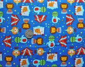SIX DOLLAR SALE - Baby Big Top - 1 yard