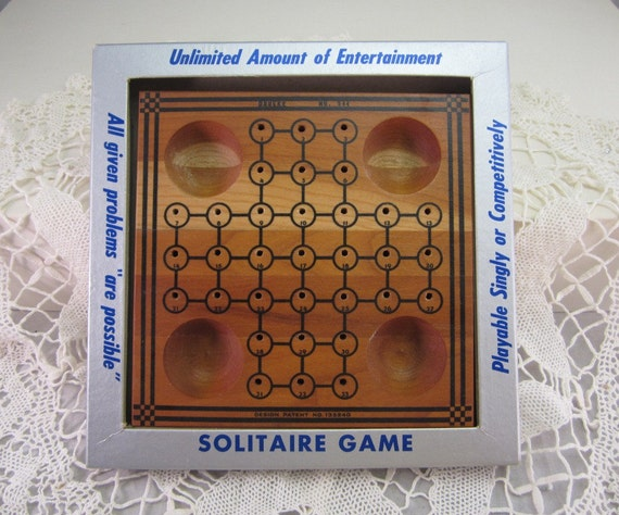 Vintage Drueke's Solitaire