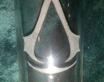 Assasin's Creed Glass
