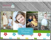 INSTANT DOWNLOAD - Summer Dreams Google+ Profile Cover 3 - Custom photoshop template for Google Plus Cover Image