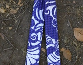 CAMERA STRAP in Lilly Pulitzer Spectrum Blue Tide Pools