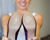 Wedding Shoes I DO  Crystal Shoe Stickers - Wedding Shoe Decal - Wedding Shoe Sticker - Wedding Accessory For Shoes - Clear I Do For Shoes