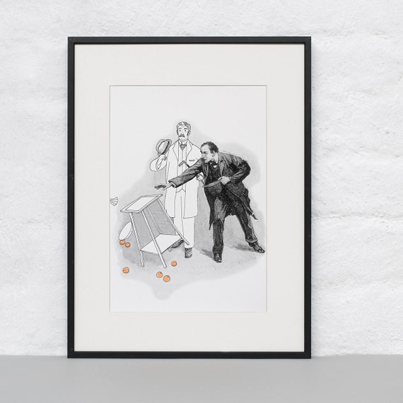 The Reigate Squire: Limited Edition Print