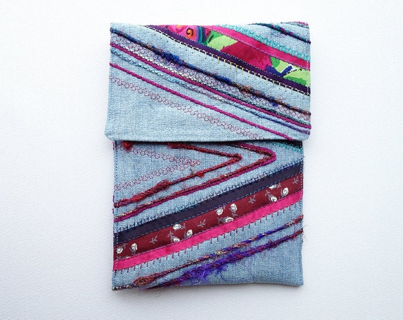 ZigZag iPad mini Cover / iPad mini Sleeve / iPad mini Case / Kindle Cover / Kindle Sleeve