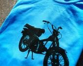 Honda CT90 Moped Screenprinted T-Shirt