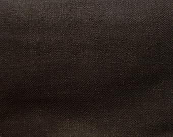 Dark Brown upholstery fabric