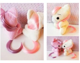 Japanese Baby Pony Plush Pattern