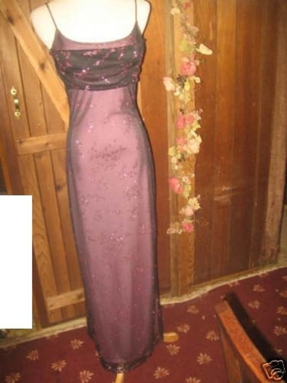 Vintage Taboo Formal Evening Gown/Size M