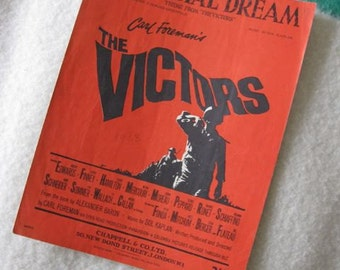 My Special Dream - Theme from Carl Foreman's The Victors