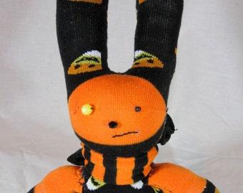 Candy Corn Bunny