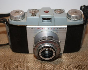 Vintage camera Kodak Pony 135