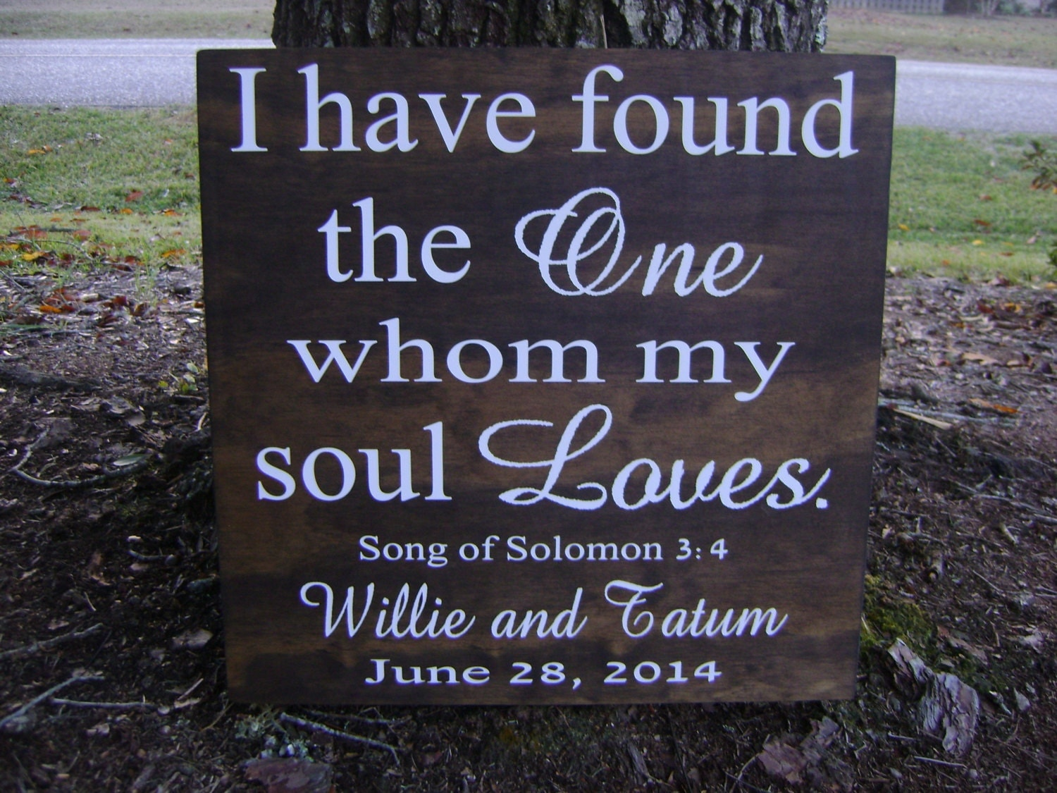 I Have Found The One Whom My Soul Loves Song Of Solomon