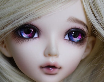 BJD eyes Doll eyes Hand made available in 12/14/16/18/20/22/24mm Mockingjay made to order