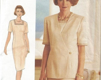 Vogue 9243  The Vogue Woman Dress & Jacket Pattern