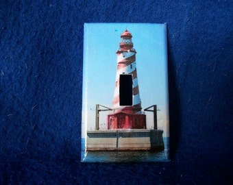 SWITCH PLATE COVER - Lighthouse