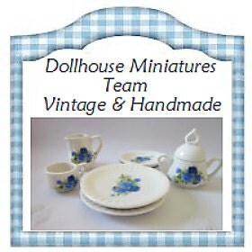 Dollhouse Miniatures Team