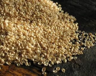 Organic Buckwheat or Millet hulls:  Sample only