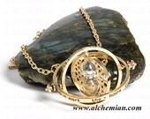 Hermione Granger time turner necklace