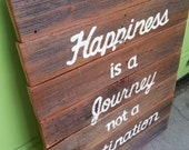 CUSTOM FOR KAYLA My Blessings Call me Mom Slat Sign Distressed Handmade Salvaged Reclaimed Wood 20x25 Whagn