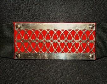 1940 Cinch Belt Gold Plated