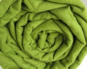 Olive Green Cotton Flannel 4 Yards.