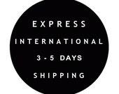 International Express Shipping Upgrade