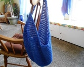 Reusable Market Bags Hand crochet out of 100% cotton yarn by kams-store.com
