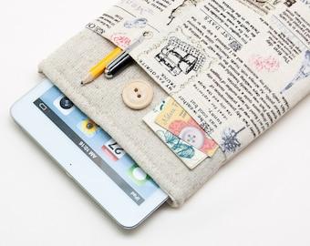 Kindle fire HD case cover.iPad mini sleeve.Samsung Galaxy 4 Tab case.Google Nexus cover.Galaxy Tab Pro case.Kobo Arc sleeve