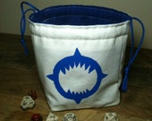 Devourer of Worlds Dice Bag