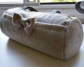 Warm gym bag