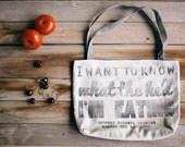 Demand GMO Labeling Tote Bag