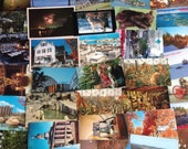 100 unused postcards - vintage - great for collecting, weddings, guest book, postcrossing or crafts. Item No: P58