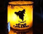 Spine Chilling Halloween Lantern