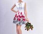 Gina Flower Dress