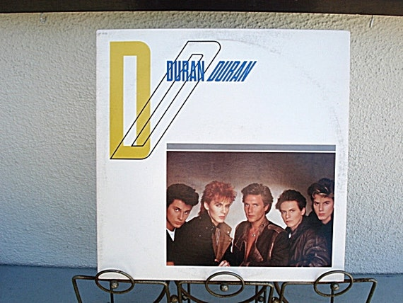 Duran Duran Album Vintage Lp Vinyl New By Justrecordsandthings