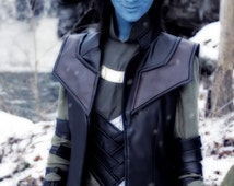 Loki Laufeyson from Thor cosplay costume