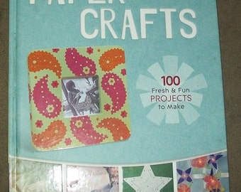 Quick & Easy Paper Crafts Book