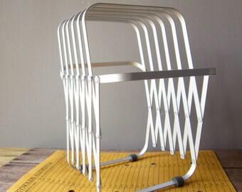 Small Vintage Collator Expandable Rack