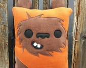 Ewok, star wars, pillow, cushion, gift