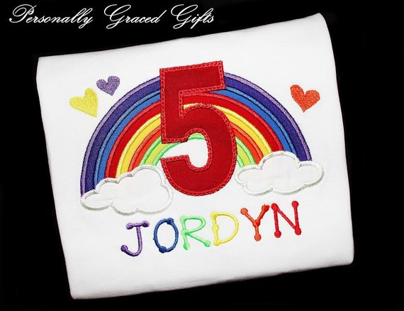 Cute Rainbow Pictures Cute Rainbow Birthday Numbers