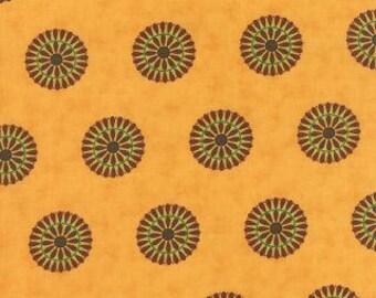 Native Sun Maize Squash Blossom by Abi Hall for Moda