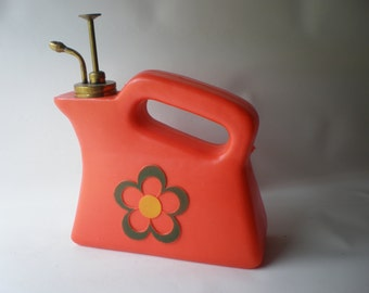 Adorable Vintage Plant Sprayer Plastic Watering Can