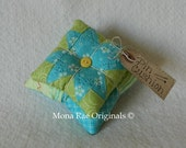 Pin Cushion - Original Design Pin Keeper - Mothers Day Gift